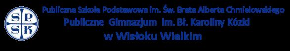 Publiczna Szkoła Podstawowa w Wisłoku Wielkim